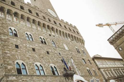 Uffizi & Florentine Squares - A view of the Piazza della Singnoria