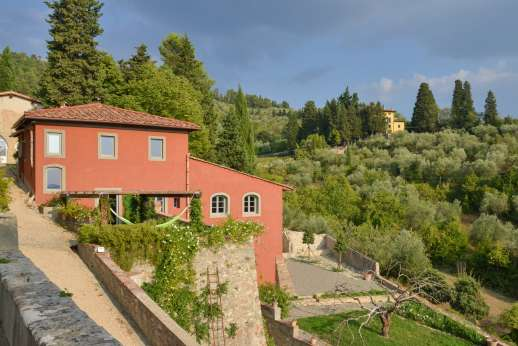 Il Nido del Picchio - Il Nido del Picchio is set within 32 acres of private olive groves