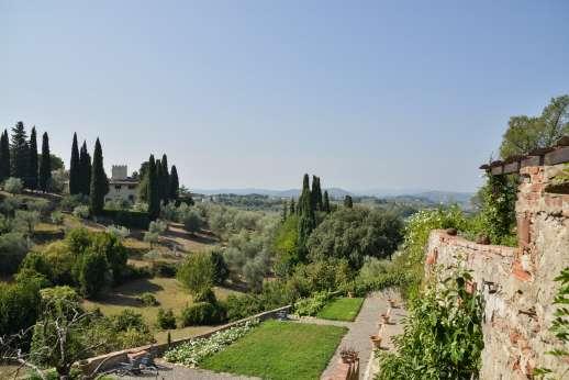 Il Nido del Picchio - The garden and view