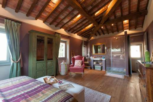 Il Nido del Picchio - Another view of the room