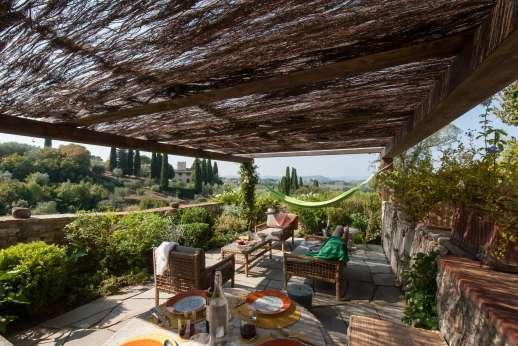Il Nido del Picchio - A beautiful way to enjoy your meal