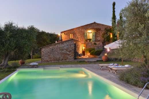 Villa Ambra - Enjoy your evening outdoors