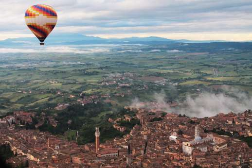 Tuscany by Balloon