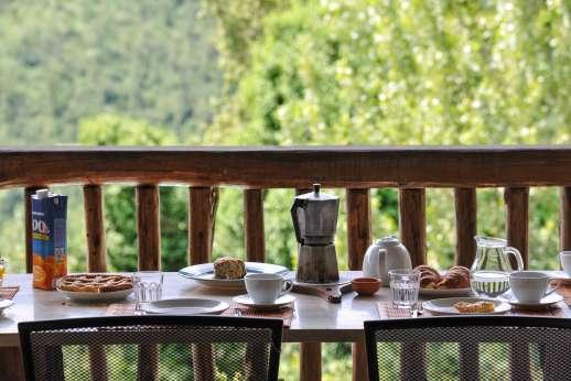 Campo Chinandoli - Perfect for dining al fresco.