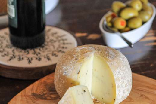 Campo Chinandoli - Tuscany a foodies delight.