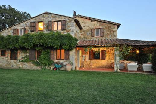Casa al Bosco - A beautiful old stone house