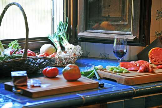 Casa Paggetti - Tuscany is famous for culinary delights.