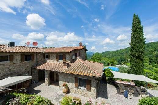 Casa Paggetti - A beautiful luxury villa