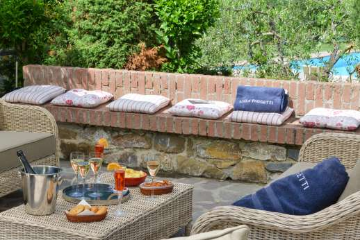 Casa Paggetti - Casa Paggetti, ensures a fantastic base to visit and enjoy one of the most beautiful areas in the world.