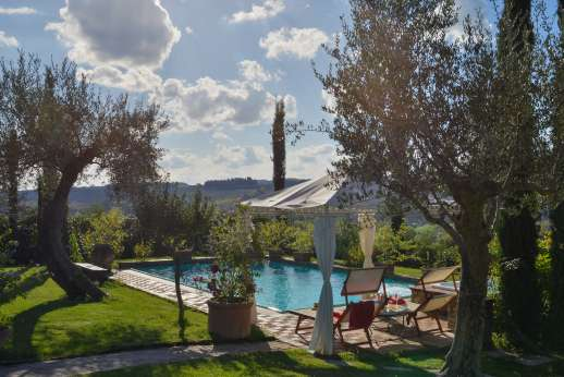 Colli Fiorentini - Set in a beautiful location