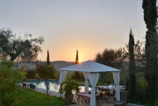 Colli Fiorentini - Sunsets at Colli Fiorentini.