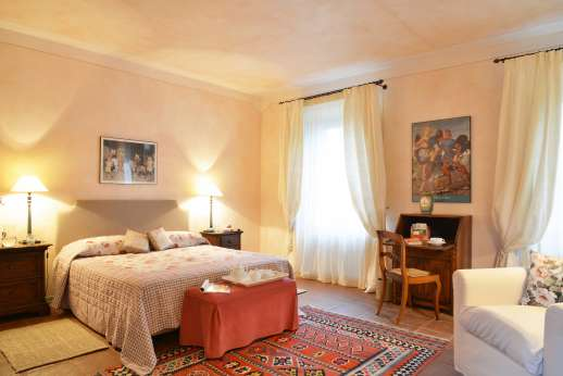 Geggianello - An air conditioned double bedrooms.