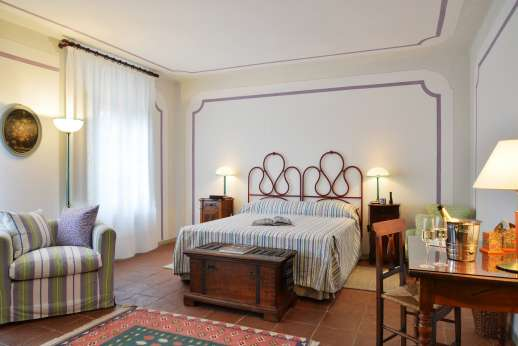 Geggianello - Another of the double bedrooms.