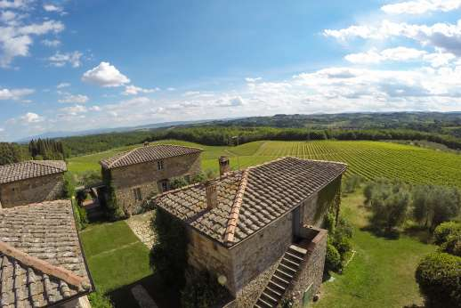 Geggianello - Relax in the truly beautiful setting surrounded by vineyards