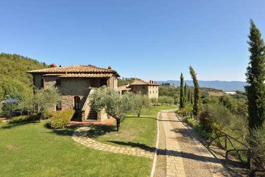 I Corbezzoli - I Corbezzoli, perfect villa for a luxurious Tuscan experience!