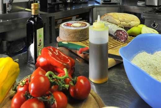 Weddings at I Corbezzoli - Enjoy delicious Italian food in the heart of Italy!