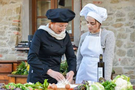 A Cooking Week at I Corbezzoli