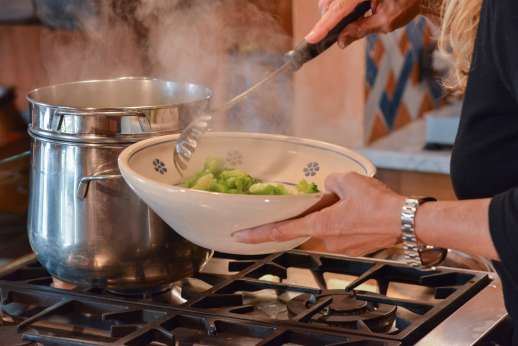 I Tre Cipressi - Organise a cooking class at the villa!