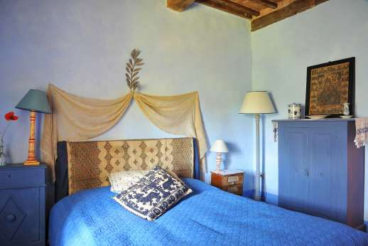 Il Fienile - First floor double bedroom,