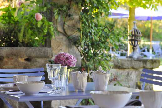 Il Merlano - wine and dine outdoors