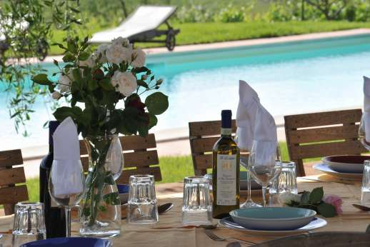 Il Renaccio (x 20 people) with Staff and Cook - Set for you to real and enjoy your holiday