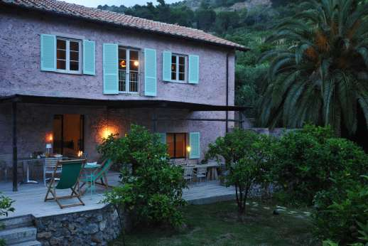 Isola Rossa - Relax and enjoy your evenings outdoors under a blanket of stars.
