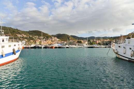 Isola Rossa - Poto Ercole harbor