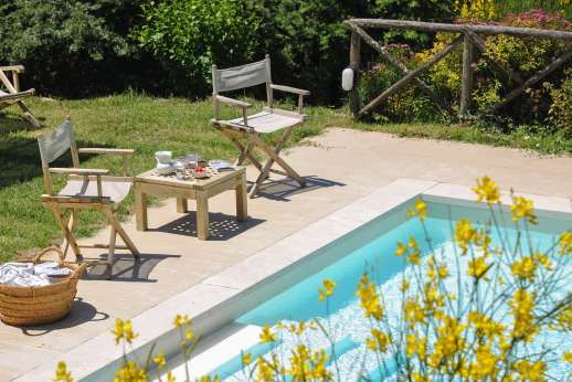 L'Olmo (x 4 people) with Staff and Cook - Relax in the Tuscan hills