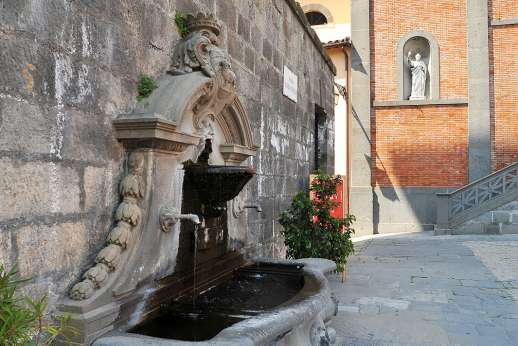 L'Orto di Alice -  Civitella d'Agliano founded 3,000 years ago by the Etruscans,