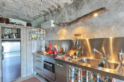 L'Orto di Alice - A nicely equipped kitchen,