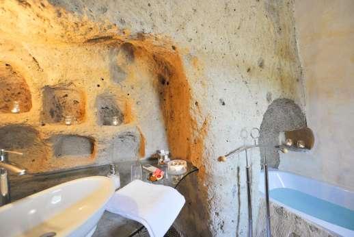 L'Orto di Alice - An en suite bathroom.