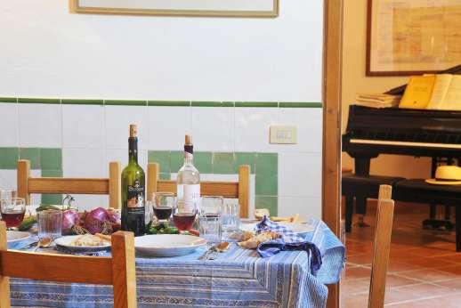 La Casa Rossa - A beautiful and relaxing villa.