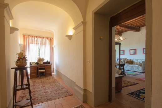 La Fattoria di Sarteano - Beautifully furnished home