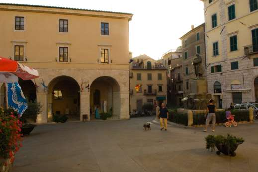La Fattoria di Sarteano - The Marvellous hill town of Sarteano