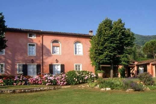 La Gattaiola - La Gattaiola, Near Pisa and Lucca, Tuscany.