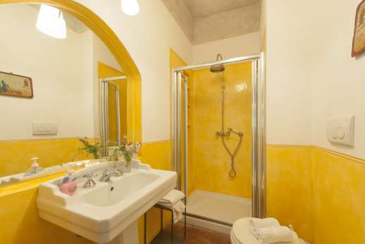 La Magione - Another of the bathrooms