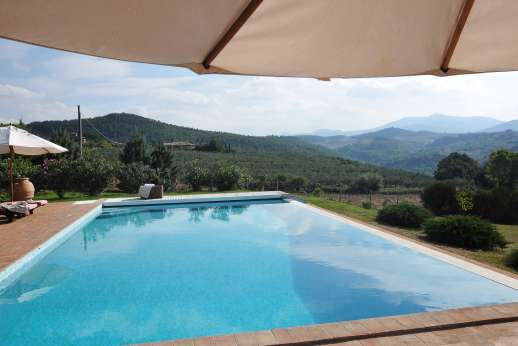 La Pianstella - Read, swim or sunbathe as you like!