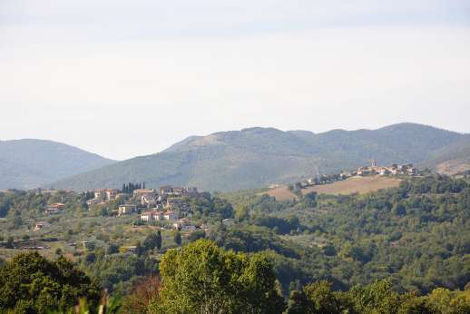 La Pianstella - This is a wonderful setting for a truly Umbrian holiday.
