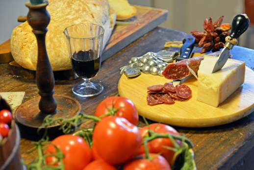 La Tegolaia - Tuscan delights.