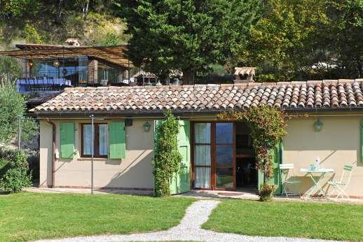 Le Gorgacce - Guest house.