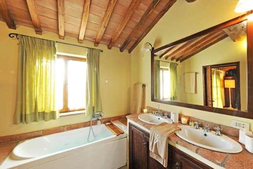 Le Gorgacce - Bathroom.