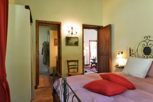 Le Gorgacce - Comfortable bedrooms.