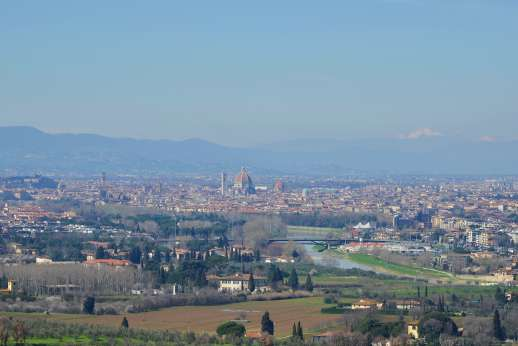 Limonaia - Enjoy panoramic views of Florence and The Basilica di Santa Maria del Fiore.