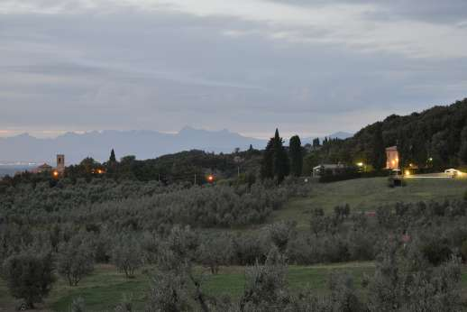 Montaspro - Set between the Tuscan coast and the Pisan hills, Montaspro sits on its own hilltop.