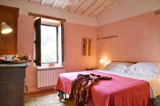 Pergoletto - Double bedroom.