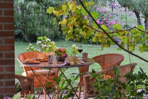Pergoletto - a wonderful relaxing villa