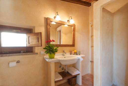 Podere Casalfava - Bathroom