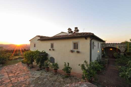 Podere Guicciardini - A magnificent Medici villa