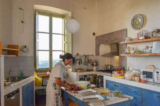 Santi Terzi (x 14 people) with Staff and Cook - Cook included with the villa