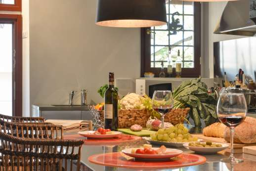 Tenuta Almabrada - Eat like a true Italian